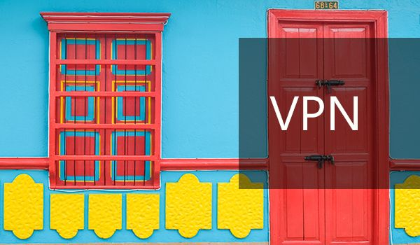 VPN via Kolumbien