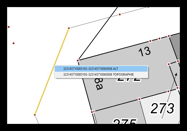 Geo8 Linienfang